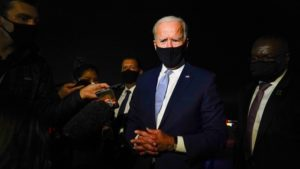 Austerity at Home and War Abroad: What a Joe Biden Win Could Mean for America
