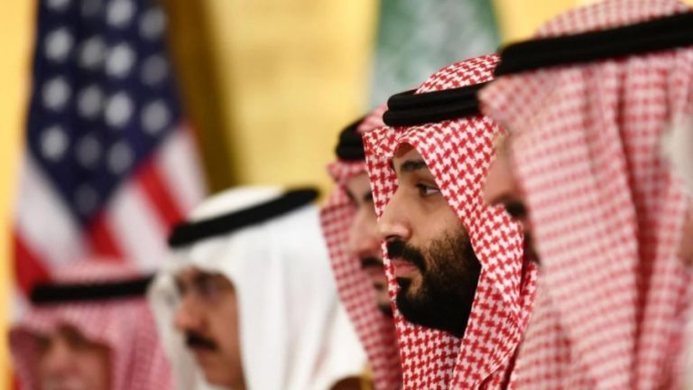Blood and Oil: Saudi Palace Gossip, Orientalism and MbS's Invisible War