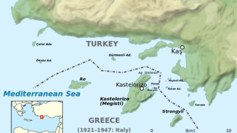 Discussions Between Greece and Turkey Over the East Mediterranean Will End Before They Begin