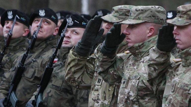 NATO's Slow-Motion Blitzkrieg Eastward