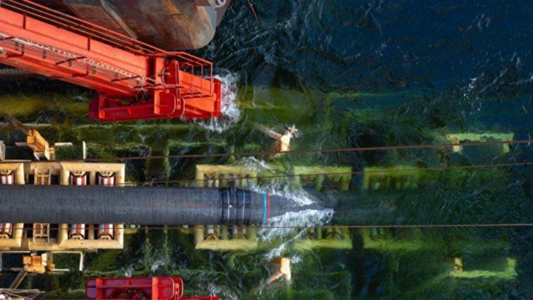 Poisoning Nord Stream 2
