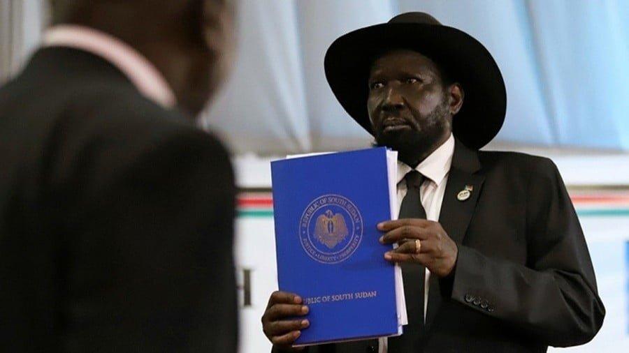 A Peace Treaty in Sudan at Last!