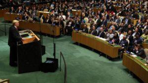 Is Trump Using the JCPOA to Break the UN Before it Breaks Him?