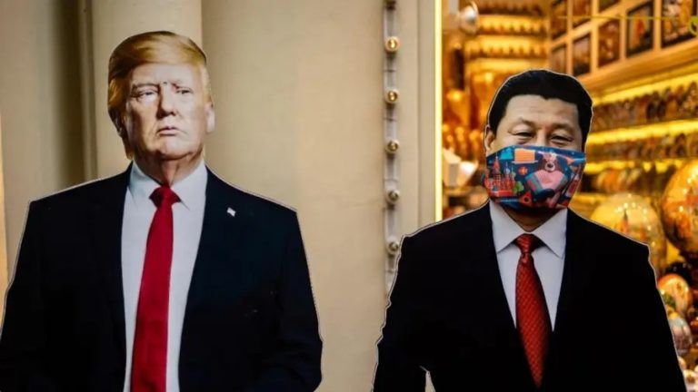 Could the Gulf Become a Proxy in the New US-China Cold War?