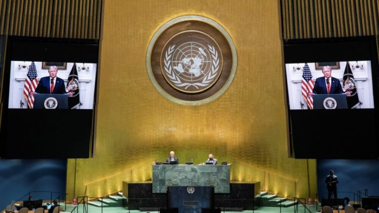 Trump's Aggressive Anti-China Rant Reminds the World Why the UN was First Established – To Prevent Future Wars