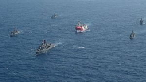Confrontation in Eastern Mediterranean Not Letting Up
