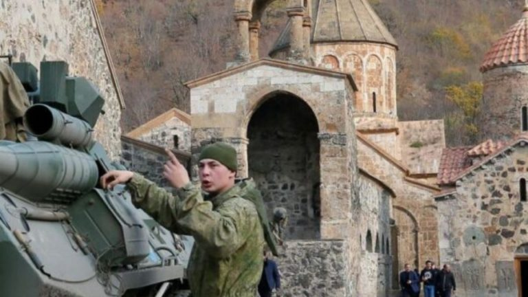 Armenian-Azeri Dispute Offers Another Russia-Bashing Opportunity
