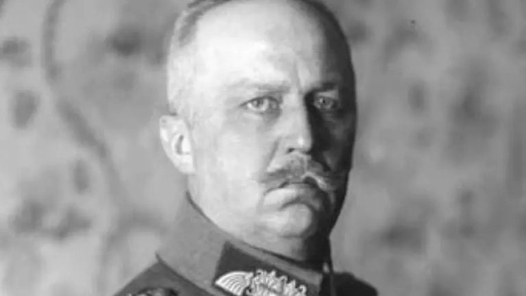 History of World War I and Its Aftermath: The Ludendorff Dictatorship's Expansionist Policies in Europe