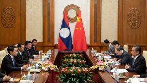 China's Growing Ties with Laos