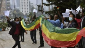 Geopolitics Shadow Ethiopia War