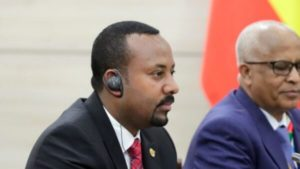 Regime-Change Mission in Ethiopia by Nobel Peace Laureate