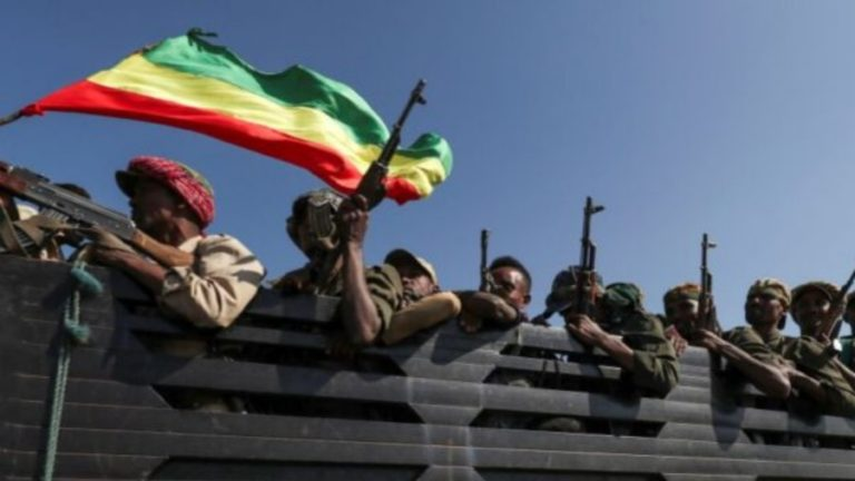 War in Ethiopia Threatens to Engulf Horn of Africa