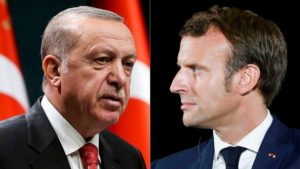 "France and Turkey Not Embroiled in ""Clash of Civilizations"" but Rather Geopolitical Struggle"