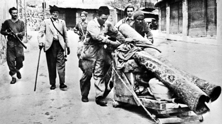 From Balfour to the Nakba: The Settler-Colonial Experience of Palestine
