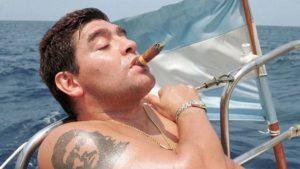 Maradona: The Fragile God of the Global South