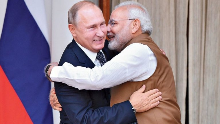 Extreme Pro-US BJP Ideologues Mustn't be Allowed to Sabotage Russian-Indian Relations