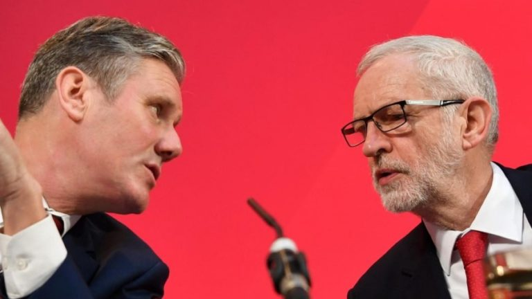 Suspension of Corbyn will Define Starmer as Iraq Defined Blair