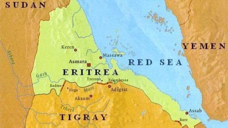 Conflict in Ethiopia Extends the Greater Middle East's Arc of Crisis