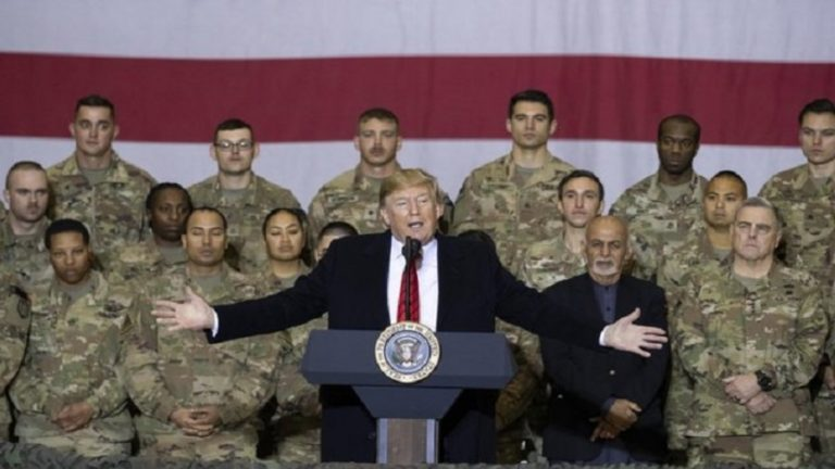 Is Trump's Afghan Drawdown Driven by Principles or Machiavellian Motives?