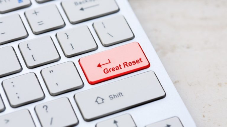If the 'Great Reset' Really is so Good for Us, Let's Hold a Referendum on It, So It Can Have a Democratic Mandate (or Not)