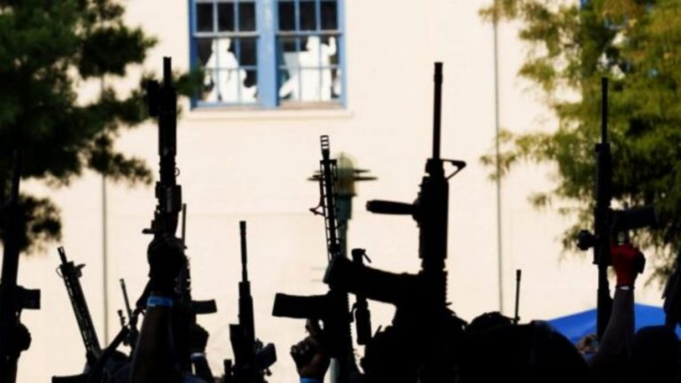 The Triumph of Mankind Over the Great Reset: Guns, Books, and the Social Contract