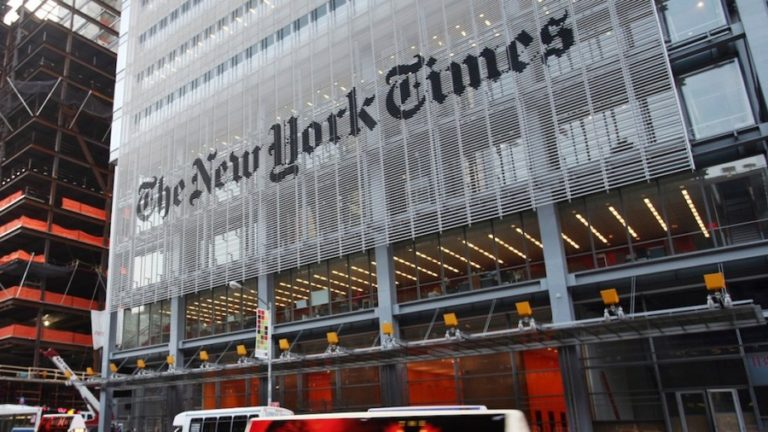 New York Times Job Listing Shows How Western Propaganda Operates
