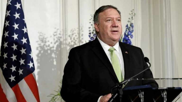 Mike Pompeo Looks to Expand Quad