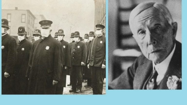 """The True Story of the 1918 """"Spanish Flu"""""""