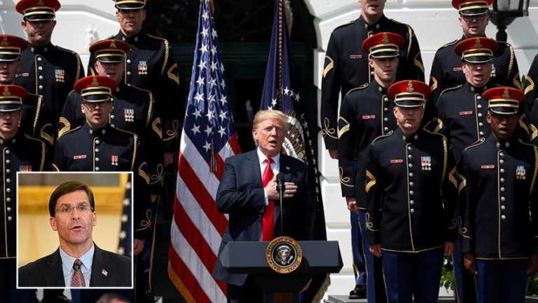 No, Trump's Firing of Esper Doesn't Mean There's Going to be a Military Coup in the US