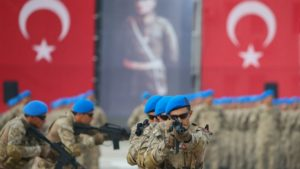 Turkey Creates Its Version of NATO?
