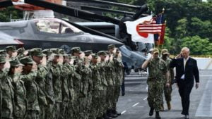 How Enduring is the American-style Asian Version of NATO?