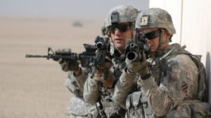 US Back to 'Normal' Imperialism