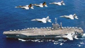 Why's the US in the South China Sea?