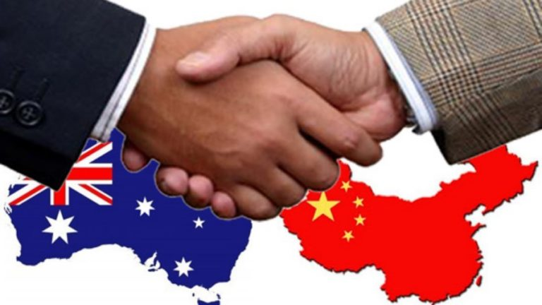 Doctored Indignation: Australia-China Relations