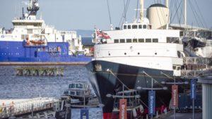 A Ship to Wreck? BoJo triumphant as Britannia leaves EU