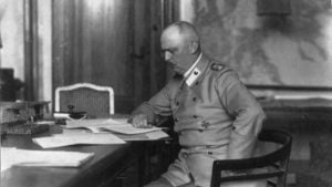 History of World War I: German Colonialism in Central and Eastern Europe and the Fall of Tsarist Russia