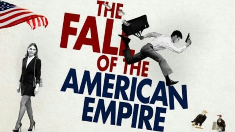 The History of the Decline and Fall of the American Empire