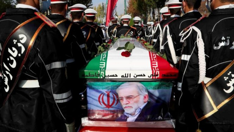Israel Tried to Lure Iran into War with Fakhrizadeh's Killing. So Far It Has Failed