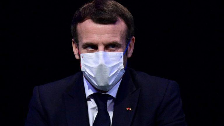 Emmanuel Macron's Cynical Crusade