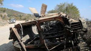 Nagorno-Karabakh: Armenian Defeat Trades One War 4-Another