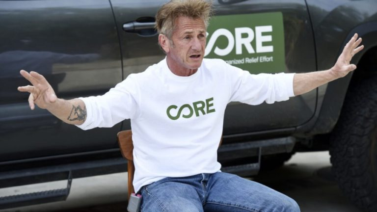 The Covid-19 Celebrity Humanitarianism – Sean Penn and the Great Reset