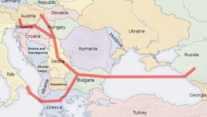 Serbia Becomes Hub for Russia's Gas Distribution in the Balkans