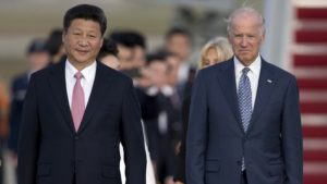 A New Strategy for China with Biden? Or is it Too Late?
