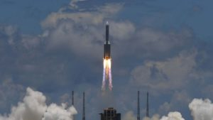 China's Space Progress Both Amazes and Frightens