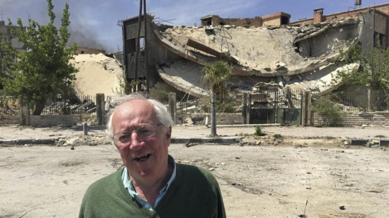 Weeks After Dying, Robert Fisk Is Savaged by Liberal War Propagandists. Why? Because He was a Brave Anti-Imperialist