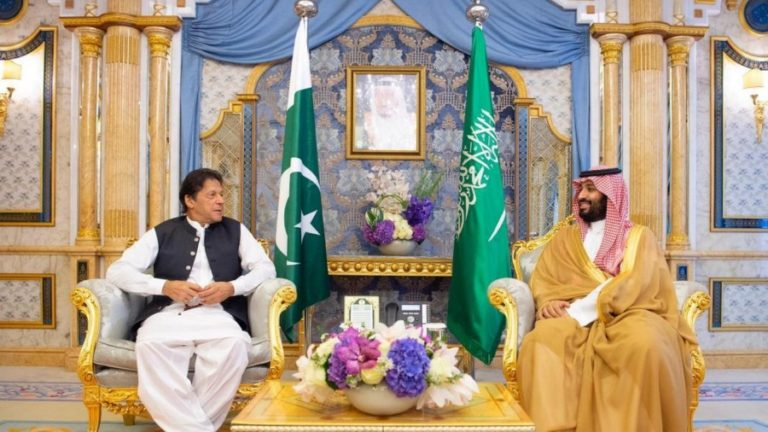 Pakistan and Saudi Arabia: Why Kashmir Won't Stop Riyadh's Rush to Embrace India