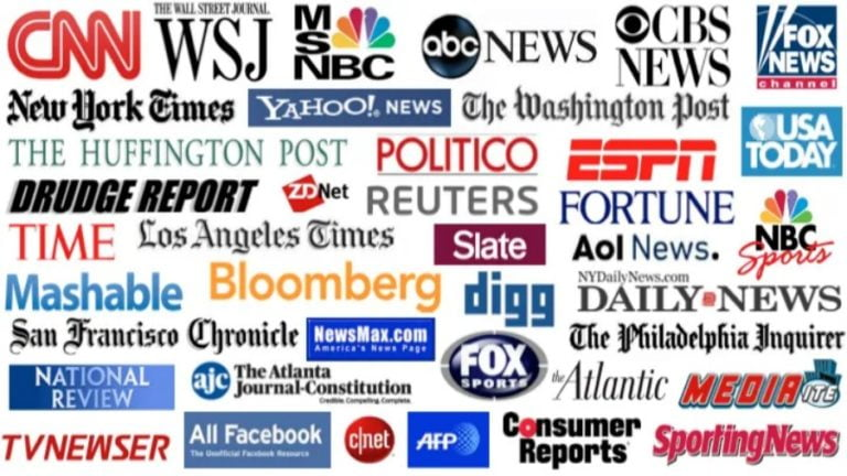 Mass Media Propaganda Is Enemy #1