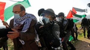 No Hope Ahead for Palestinians