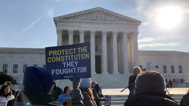 US Supreme Court Had One Last Chance to Keep the American Republic Together. It Failed.