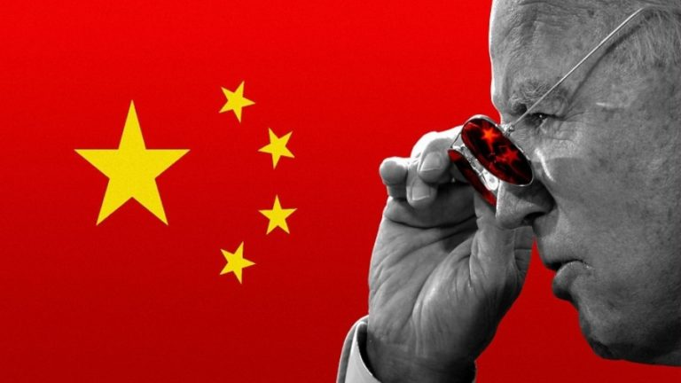 Is Biden Submitting To The Pentagon's Anti-Chinese Containment Strategy?